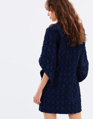 The Altar Dress Navy