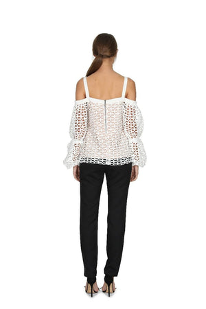 Karlie Lace Bloom Top