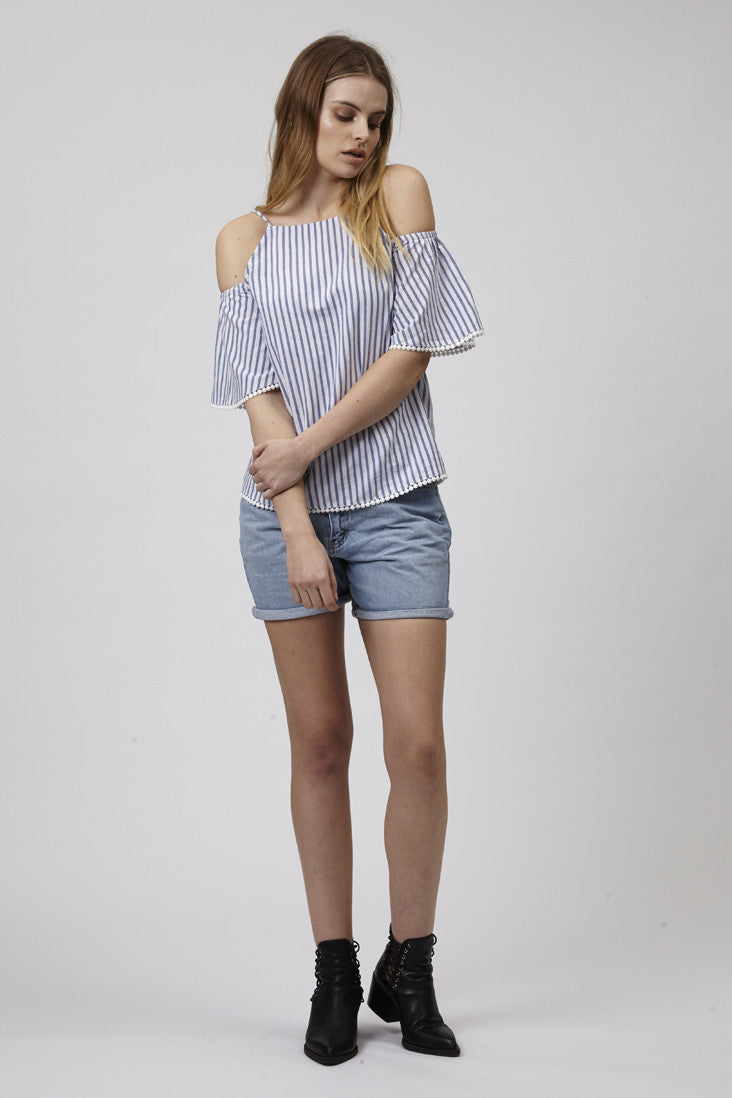 MuuI by I.D.S Molly Picnic Top