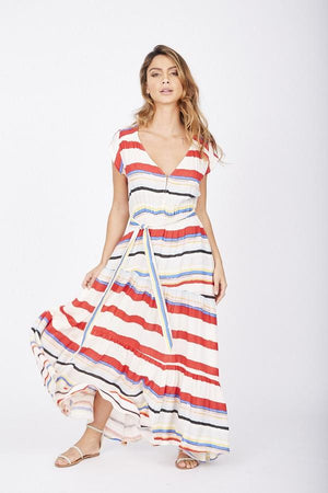 Paradise Found Tiered Dress