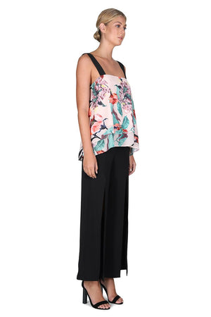 Ladies Floral Top - Cooper St - Posey Grove Top