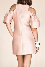Ladies Dress - Pink - PS The Label -Perfect Strangers Dress