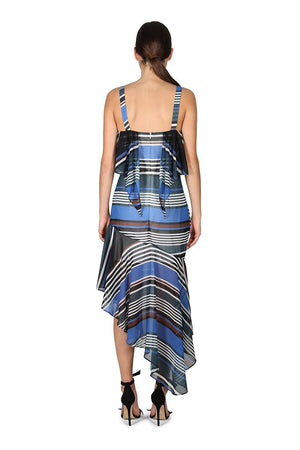Sunline Asymmetric Dress