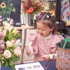 Sydney Kids Flower Basket Design Workshop