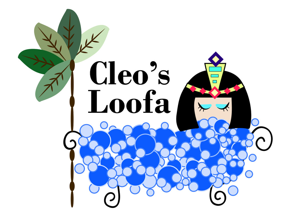 Cleo's top 5 reasons for using natural loofa