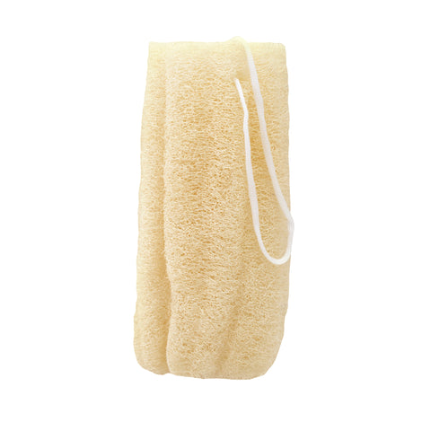 Natural 10 Inch Loofah Bath Sponge With Rope