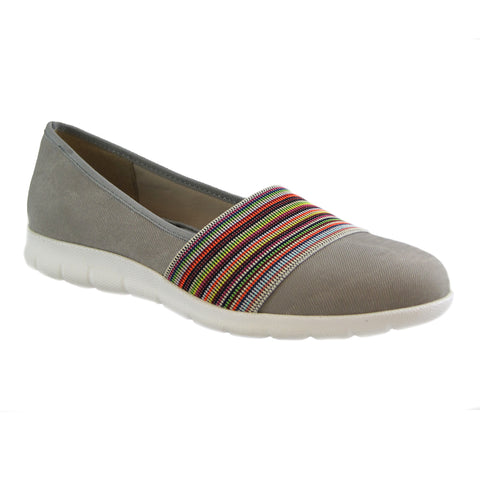 Andrea causal stretch comfort slip on