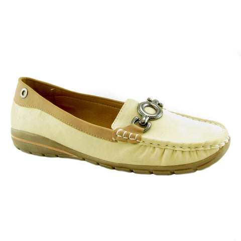Captiva sand casual loafer by Beacon
