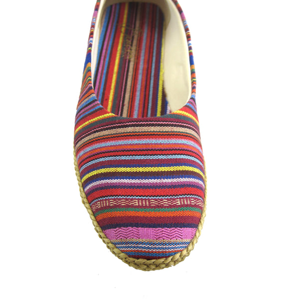 Phoenix top view classic espadrille by Beacon