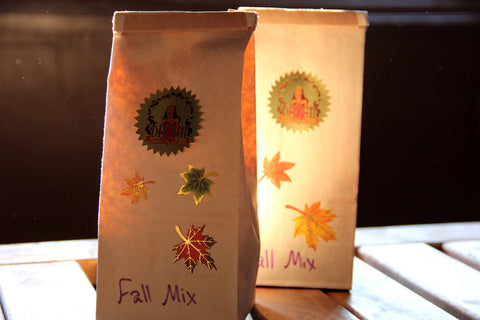 Fall Mix Bliss Bites™ Handmade With Belgian Dark, Milk, and White Chocolate