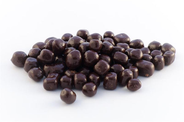 Organic & Fair Trade Dark Chocolate Covered Cacao Nibs