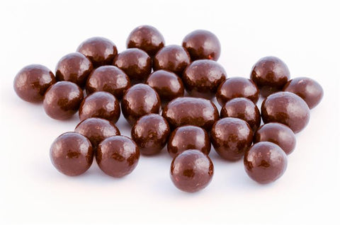 Organic & Fair Trade Dark Chocolate Covered Hazelnuts
