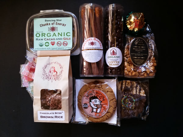 Off To School! Assorted Chocolate Care Package For Young Adults - The Coffee Lover