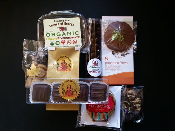 Off To School! Assorted Chocolate Care Package For Young Adults - The Tea Enthusiast