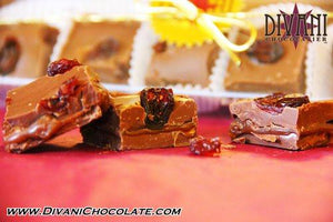 Black Forest Caramel Handmade With Belgian Dark or Milk Chocolate - Divani Chocolatier in Foxburg, Pennsylvania