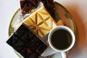 Divani Bar™ Handmade With Belgian Dark, Milk or White Chocolate - Divani Chocolatier in Foxburg, Pennsylvania