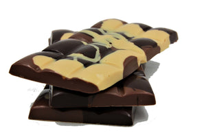 Divani Unity Bar™ in Belgian Dark, Milk, and White Chocolate - Divani Chocolatier in Foxburg, Pennsylvania