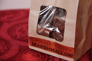 Marshmallow Bliss Bites™ Handmade With Belgian Dark or Milk Chocolate - Divani Chocolatier in Foxburg, Pennsylvania