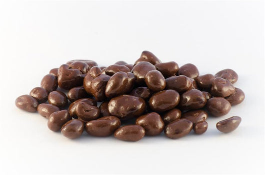 Organic & Fair Trade Dark Chocolate Covered Raisins - Divani Chocolatier in Foxburg, Pennsylvania