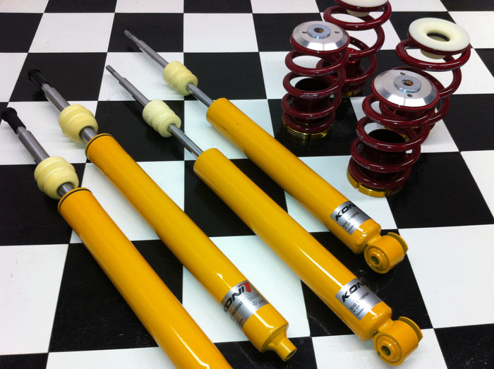 Complete Coilover Kit, BMW E36 - Street Kit