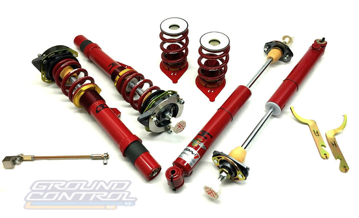 BMW E46 M3 Complete C/O Kit, Complete Kit (Double Adjustable)