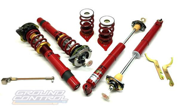 Bmw E46 Xi Sport Full Coilover Kit Ground Control