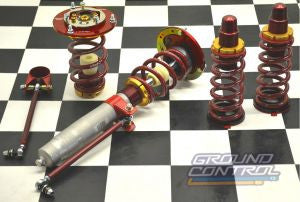 BMW F8X M3/M4 Ground Control Coilover Conversion Kit