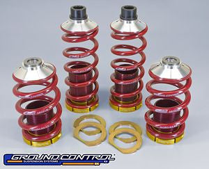 Coilover Conversion Kit, 95-05 Chevrolet Cavalier/Sunfire