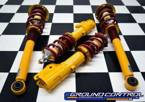 Complete Coilover Kit, Mitsubishi 3000GT/Stealth AWD/VR4