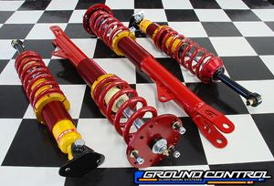 Coilover Conversion Kit - 2008-2014 Dodge Challenger - Full Front & Rear