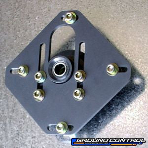 Camber/Caster Plate- Neon Rear (Pair)