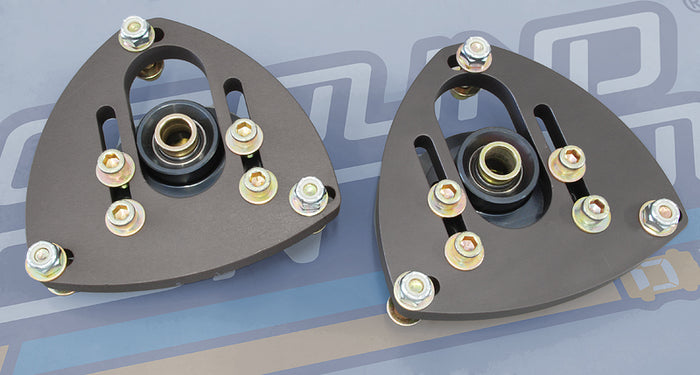 Camber /Caster Plate - Mazda RX-3 (Pair)