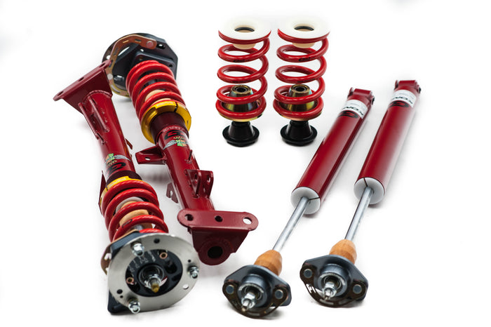 BMW E36 Complete Coilover Kit - Sport / School Hybrid