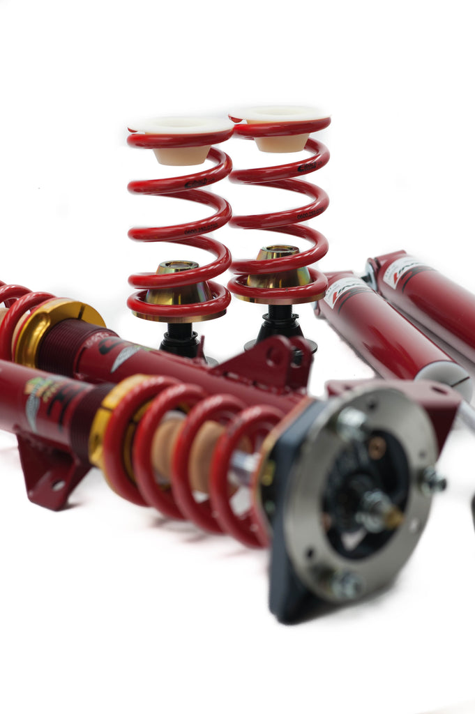 BMW E36 Complete Coilover Kit, Serious School or Medium Racing