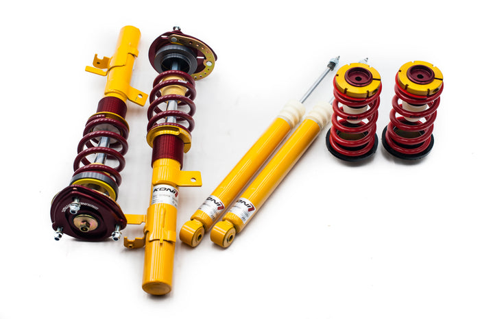 Ford Focus ST 2013-Current - Complete Coilover Suspension System