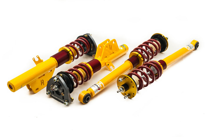 Nissan 240SX S13 89-94, Ground Control & Koni Complete Suspension Kit