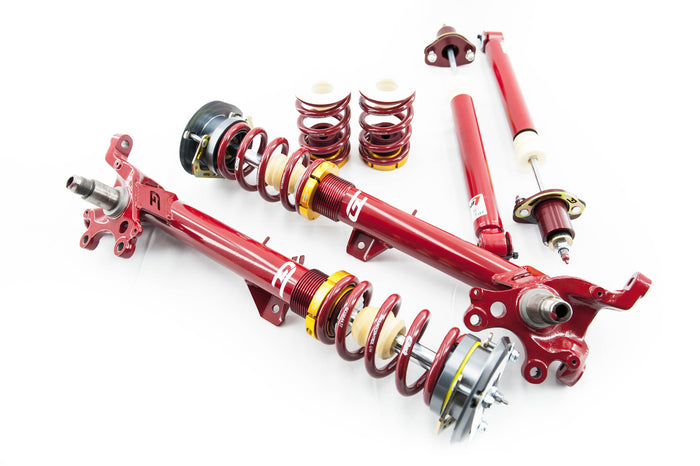 BMW E30 Complete Coilover Suspension Kit - Double Adjustable