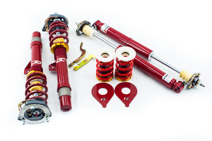 BMW E46M Complete Coilover Kit, Race/Track - Completely Assembled