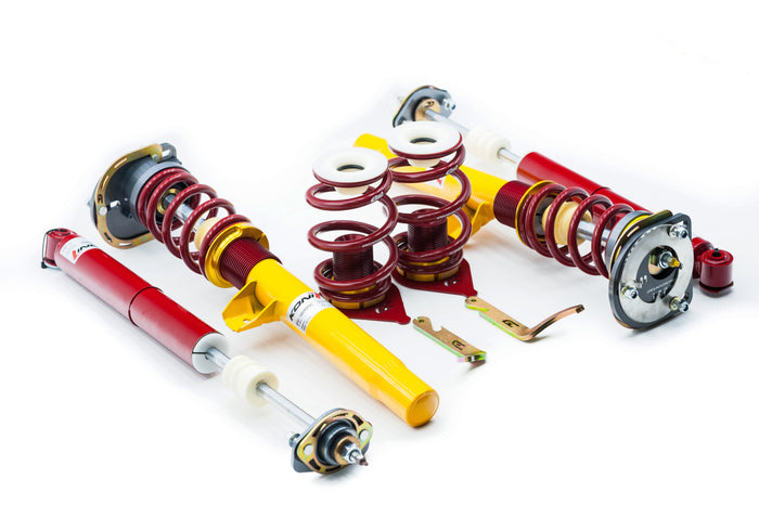 E46 M3 Complete Coilover Kit, Street/School (Complete Front Assemblies)