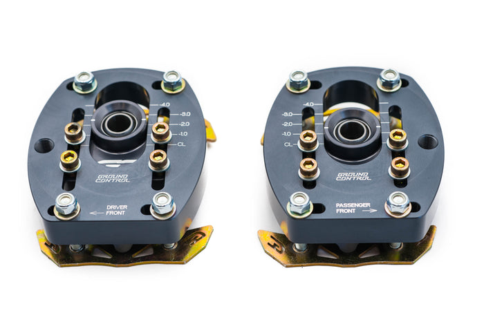 Camber Caster Plate 944 924 Pair Ground Control