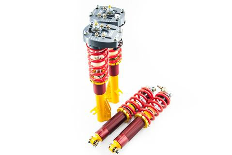 944/968 - Complete Front Struts W/rear c/o shocks for use with 944 rear control arms