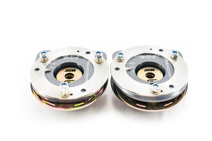 Camber/Caster Plate-STREET BMW Z4M Coupe (Pair)