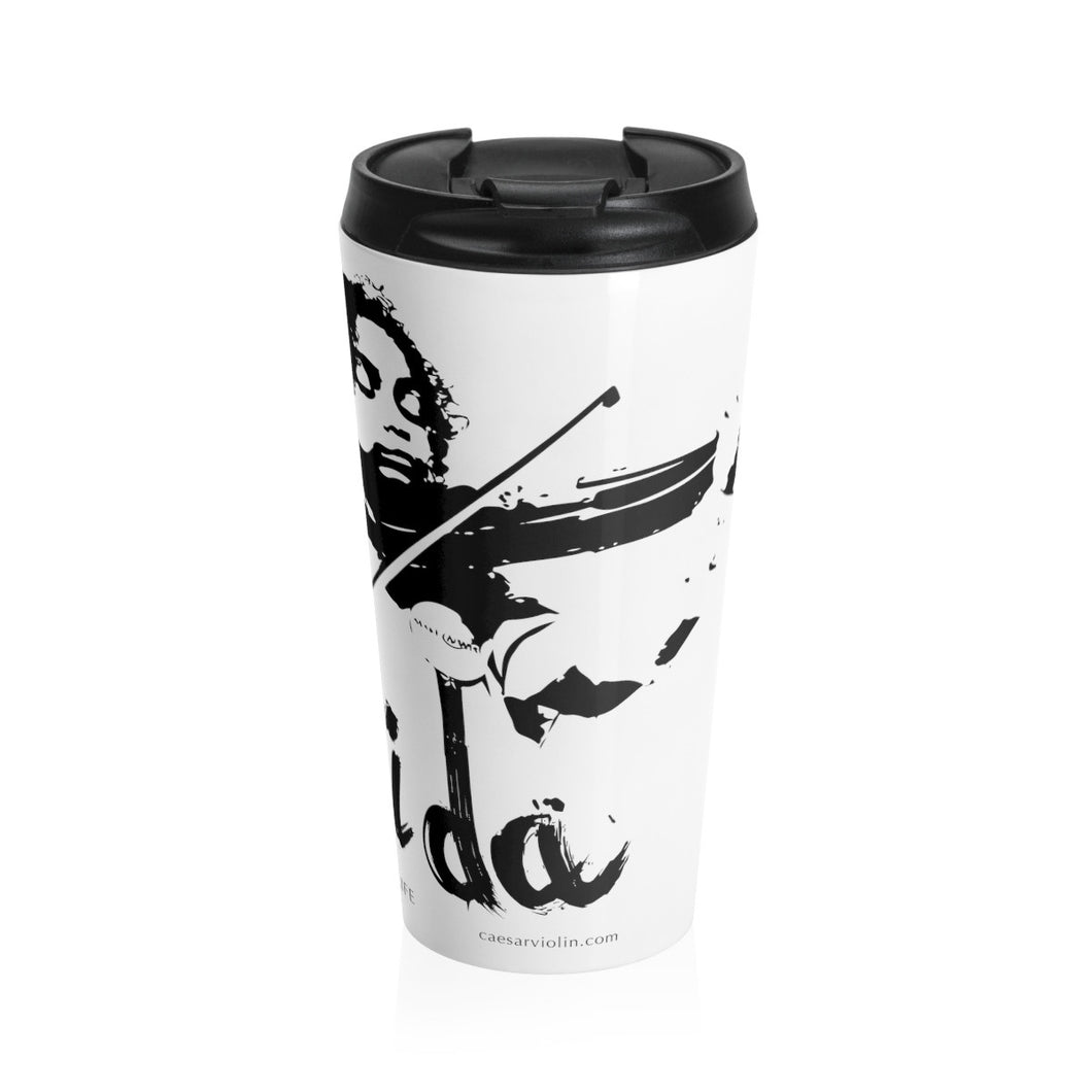 Caesar & Maria-Anita collection of Stainless Steel Travel Mug