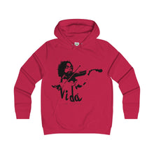 Caesar & Maria-Anita collection: Girlie College Hoodie
