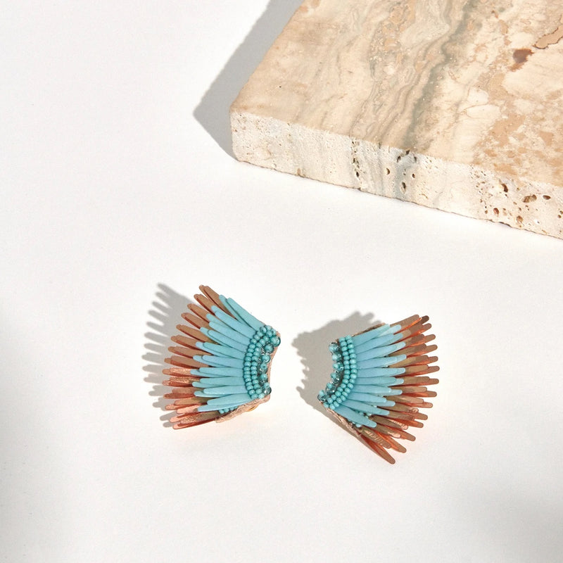 Mignonne Gavigan Beach Mini Madeline Earrings