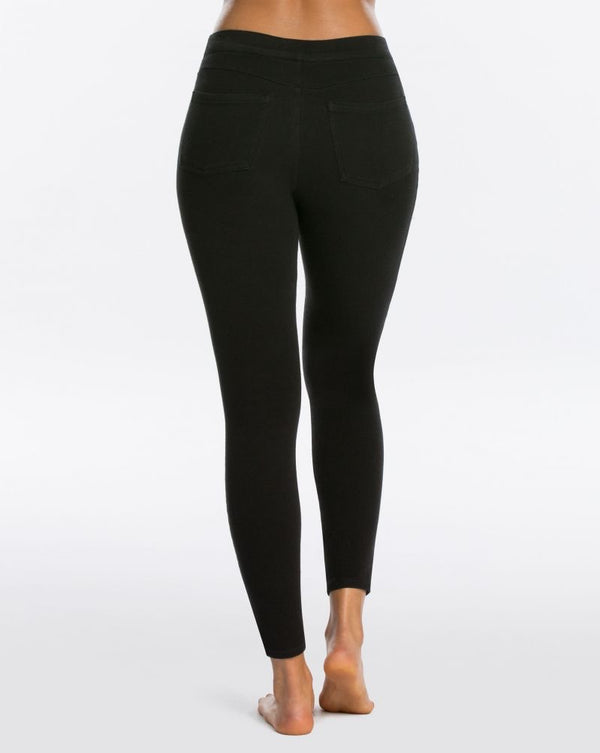 SPANX Jean-ish® Ankle Leggings - Black