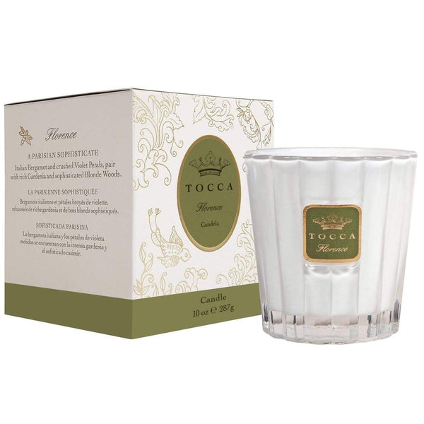 TOCCA Florence 10 oz Candle
