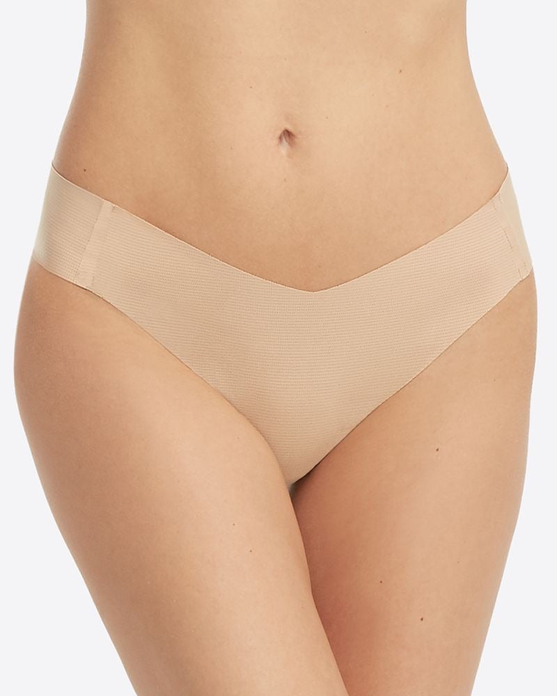 Spanx Under Statements® Thong - Nude