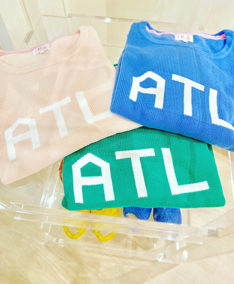 ATL Knit Sweater