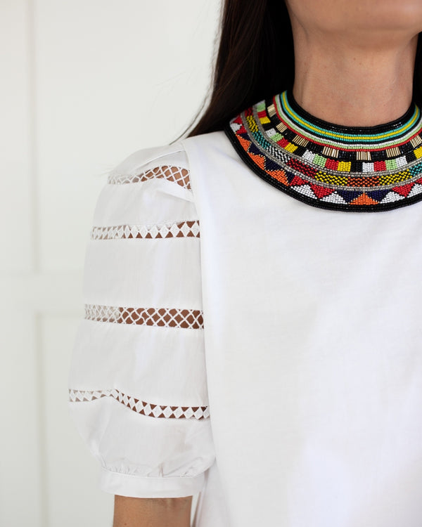 Multi Color Collar